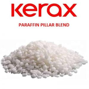 Paraffin Pillar Blend Wax Pellets – 5kg