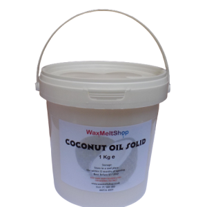 Coconut Oil Solid Refined – 1Kg Tub